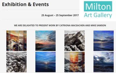 Milton Gallery Exhibition